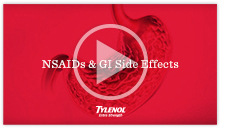 NSAIDs and gastrointestinal side effects