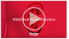Renal effects of NSAIDs