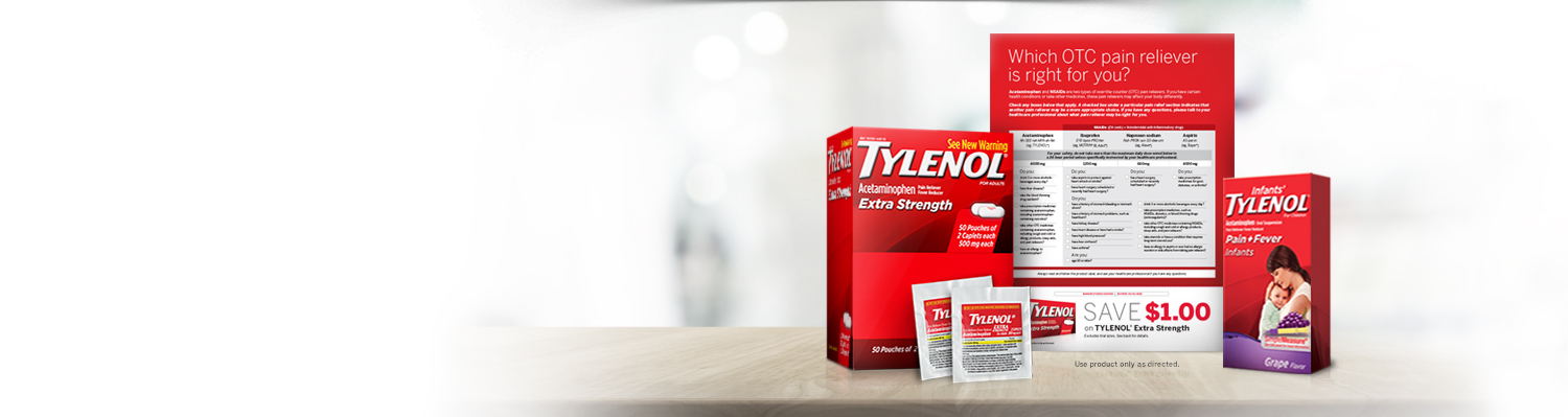 TYLENOL® Professional | Acetaminophen Resources for HCPs