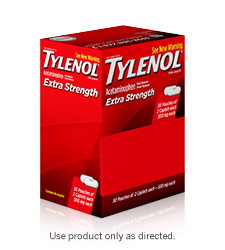 TYLENOL® Product Samples | TYLENOL® Professional