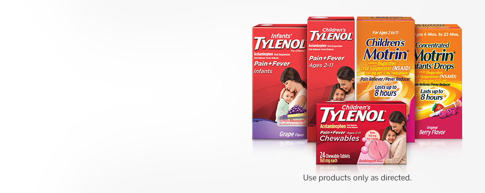 Children's TYLENOL® Dosing