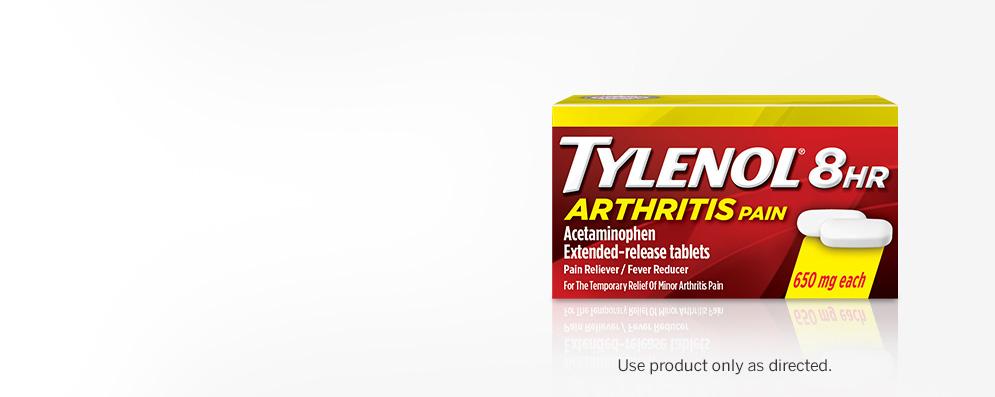 TYLENOL® 8 HR Arthritis Pain